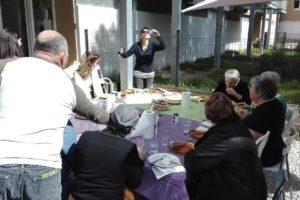 crok midi du 16 mars à table