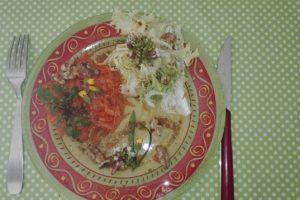 crok midi du 2 mars salade composé