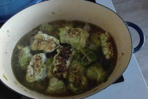 crok midi du 20 avril choux farcis aux légumes
