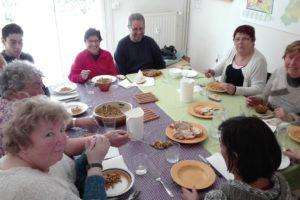 crok midi du 23 mars à table
