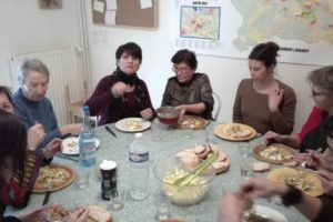 crok midi du 26 janvier à table