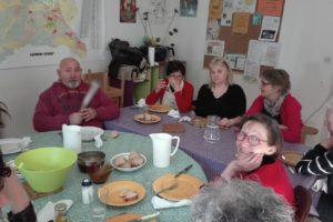crok midi du 9 février table
