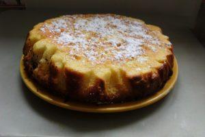 crok'midi gâteau pommes