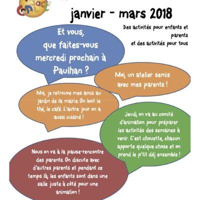 dépliant animations Paulhan janv-mars 2018 page 1