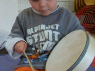 mélodies-mots tambourin