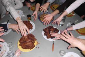 crok'midi les brownies tout le monde en veut !