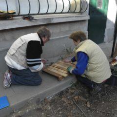 jardinons ensemble IC fabrication de bacs-palettes