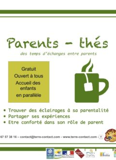 parents - thés
