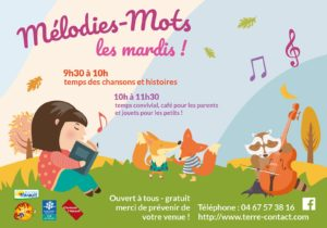 Terre Conctact Affiche Melodies final